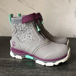 Original Muck Boot Apex Half Zip Sneaker Boot
